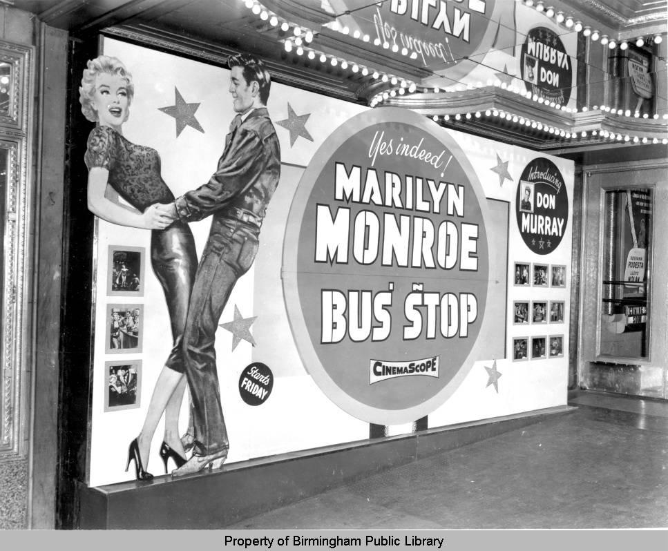 Alabama Theatre (Birmingham, Ala.);Birmingham charles Preston 0-1956