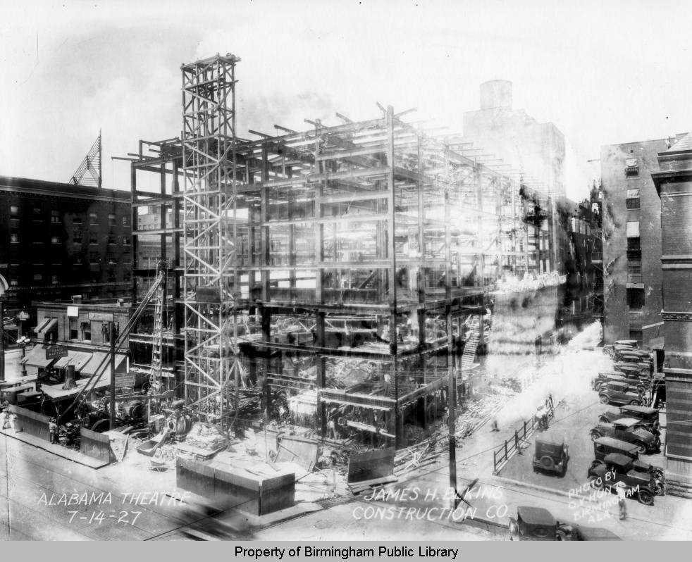 Alabama_Theatre_under_Construction (1)