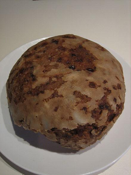 Christmas Pudding (google)