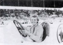 First woman race car driver was killed in crash at Alabama State Fairgrounds in Birmingham
