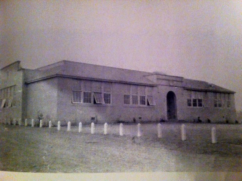 McAdory High school built 1920