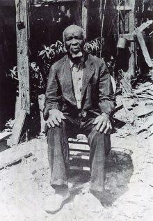 Cudjoe Kazoola Lewis – the last known survivor of the Atlantic slave trade died in 1935