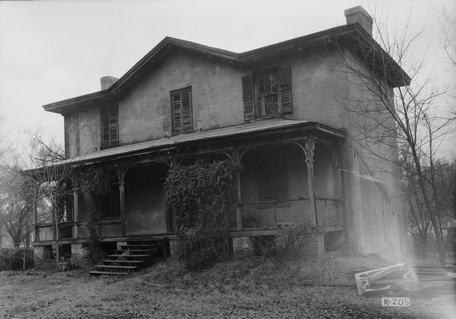 Jemison-Van de Graaf Mansion Servant's House (Wikipedia)