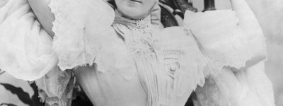UPDATED WITH PODCAST -Actress Lillian Russell discovered the anguish of chigger bites in Alabama - funny story