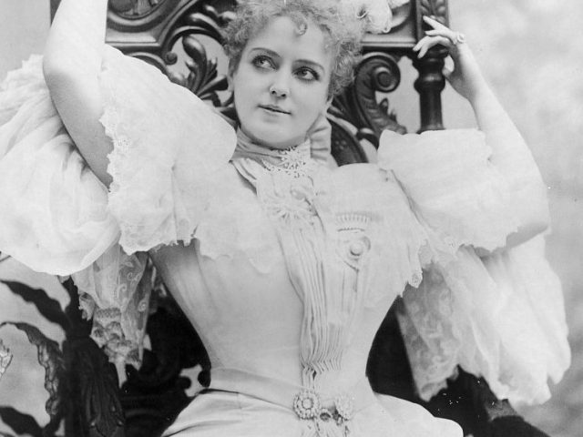 UPDATED WITH PODCAST -Actress Lillian Russell discovered the anguish of chigger bites in Alabama – funny story