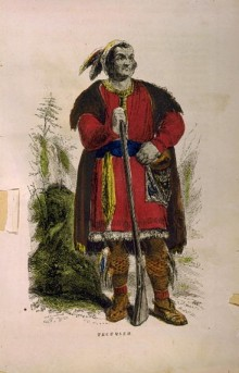 Tecumseh expected a reward from the King of England