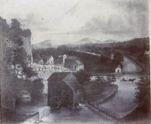 Anne Newport Royall – relates in 1821 letter her impression of Huntsville, Alabama