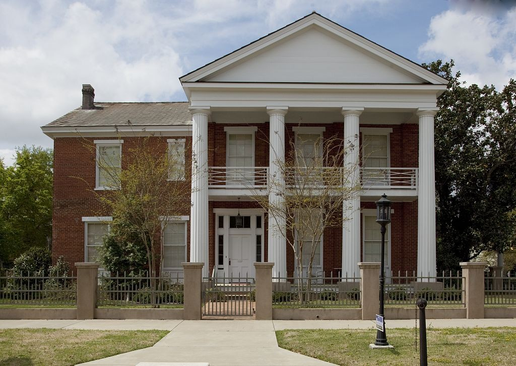 Selma masonic hall (Carol Highsmith Library of Congress)