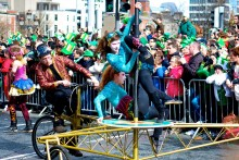 St. Patrick's Day was a subdued affair in Dublin, Ireland in 1936 – Here is the reason why