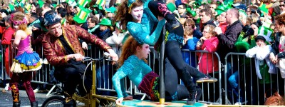 St. Patrick's Day was a subdued affair in Dublin, Ireland in 1936 - Here is the reason why