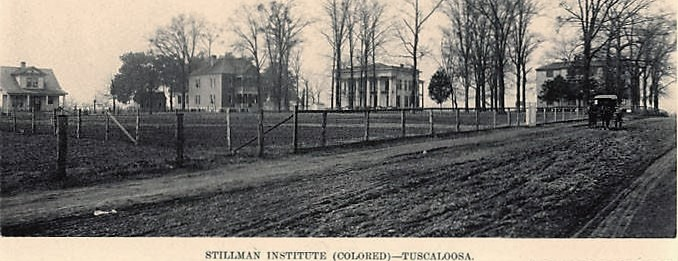 PATRON – On April 21, 1900, Dr. Wilson of Stillman College was killed