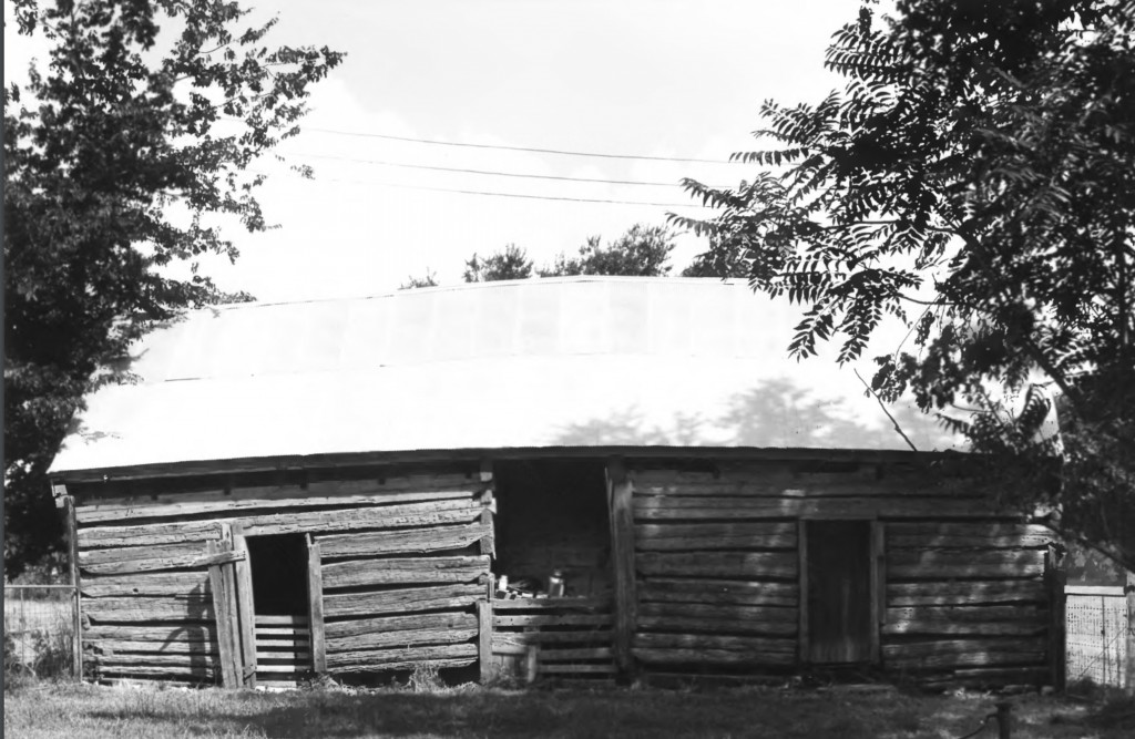 Susan Henry madison log cabin