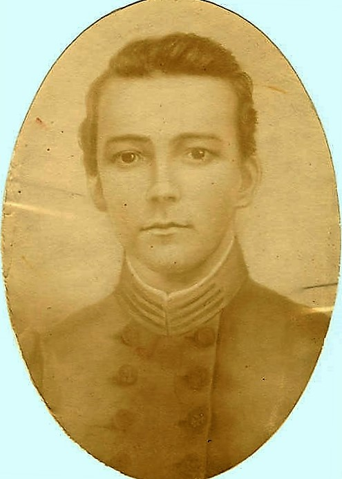 Captain William H. King, Company A, 62nd Alabama Infantry, C.S.A.