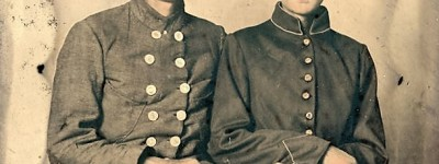 Military Photographs of Captains in the Confederacy with links to the source of photographs