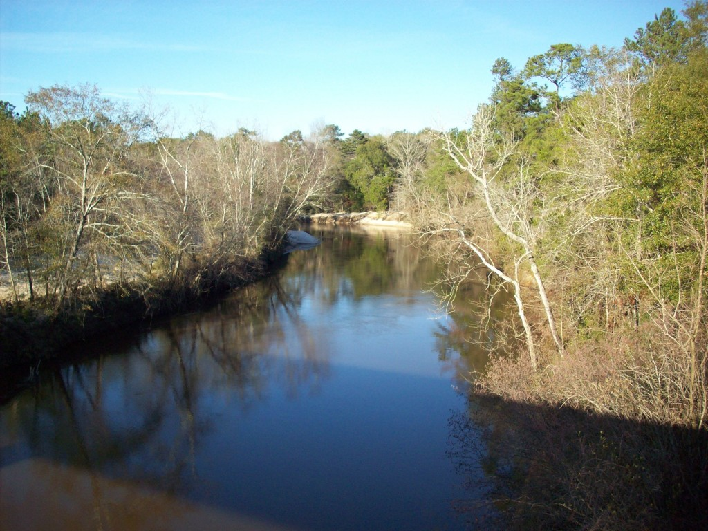 Choctawahatchee River