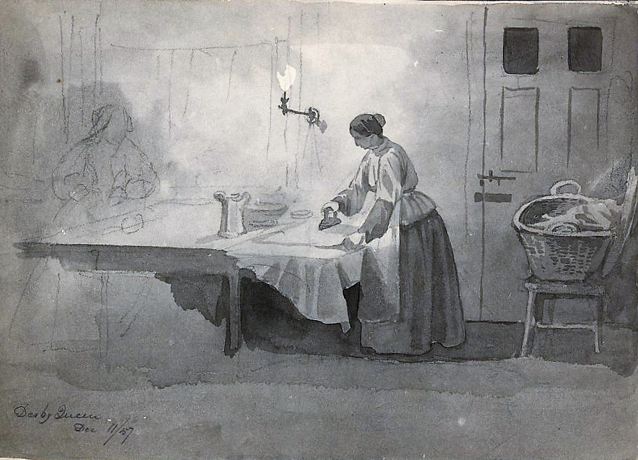 PATRON + SATURDAY SECRETS -Removing spots and stains – some ways were dangerous in the 1890s