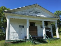 Two of the oldest & best preserved examples of Greek Revival architecture in Alabama can be found in Russell County