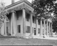 Anne Newport Royall – relates a humorous incident from July 1821 in Florence, Alabama