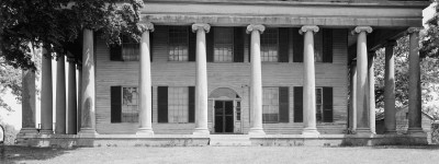 UPDATED WITH PODCAST & FILM -Forks of Cypress -1822 mansion in Florence, Alabama, had an air-conditioned basement