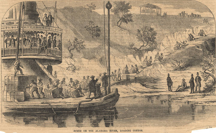 Alabama River Boats, Burned or Sunk from 1865 to 1894