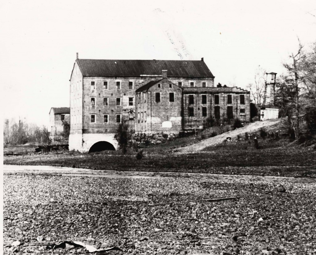 Bell factory (Madison County Library)