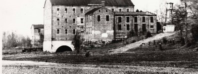 Bell Factory in Madison County is a very historic place which dates back to 1819.
