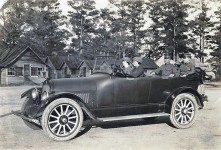 The Montgomery Motor Corps was made up entirely of women