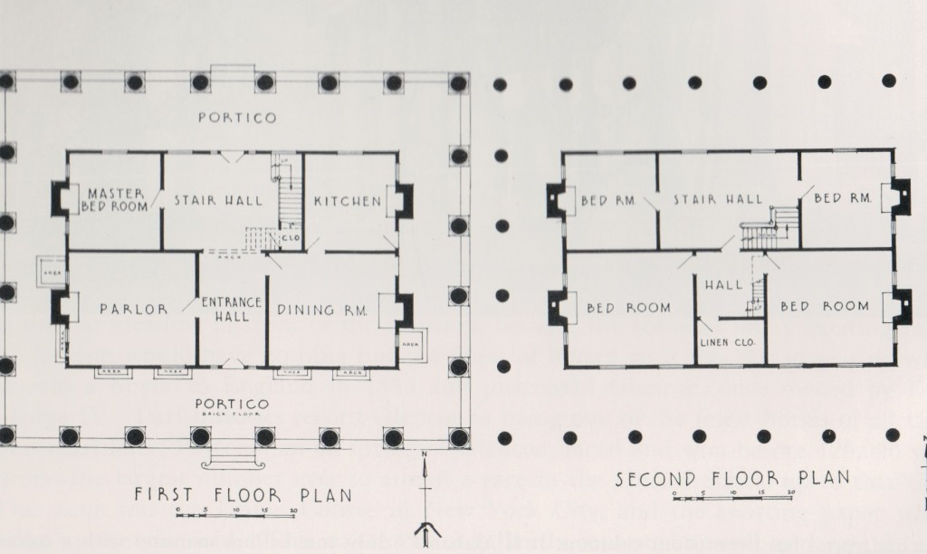 Forks of Cypress floor plan