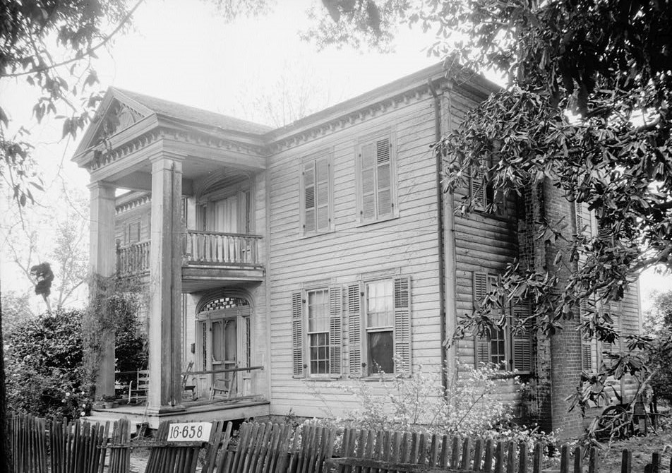 Kellly Fitzpatrick house ca. 1939 (Library of Congress)