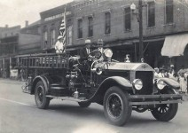 Firemen become inventors and two obituaries on June 9, 1932