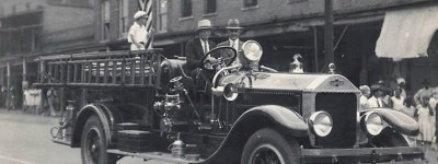 PATRON - Firemen become inventors and two obituaries on June 9, 1932