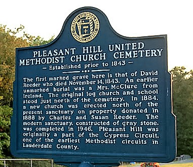 Pleasant hill cemetery lauderdale county (2)