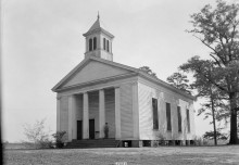 Autauga County, Alabama – Was this the 1st camp meeting in the new state?