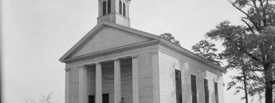 Autauga County, Alabama - Was this the 1st camp meeting in the new state?