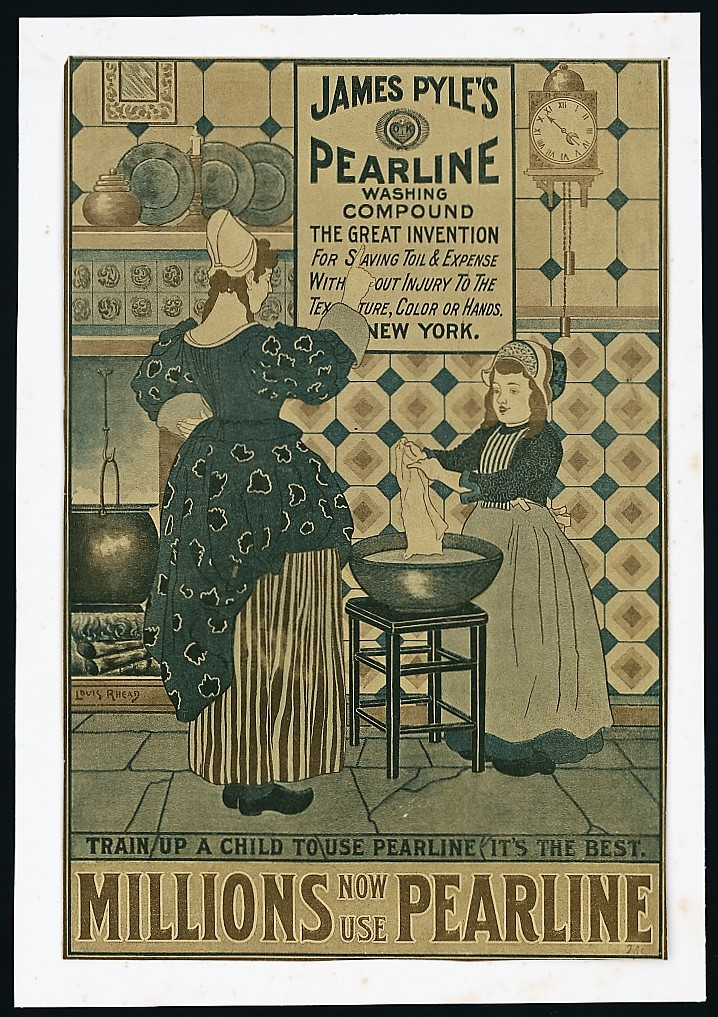 WAshing compound poster (Library of Congress)