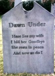 Tombstone Tuesday: They found a way to get even with their spouse