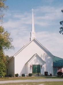 PATRON + Early churches and pastors in Coosa County, Alabama had problems