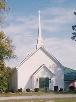 Concord Baptist, Central Associatiaon, Coosa County, Alabama