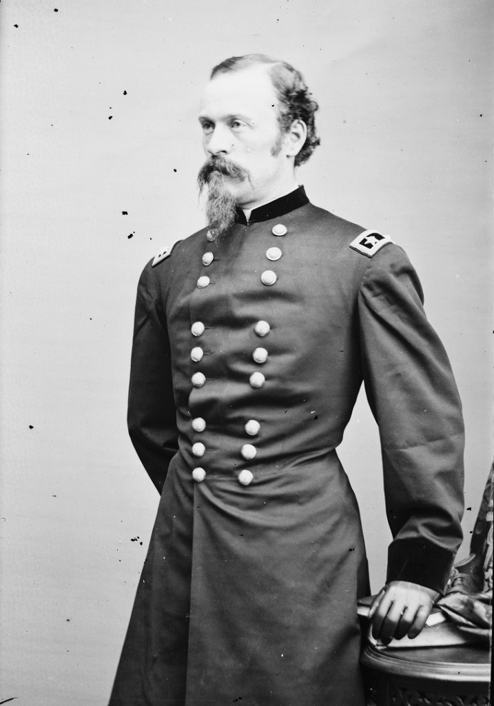 Gen. James H. Wilson (Library of Congress)