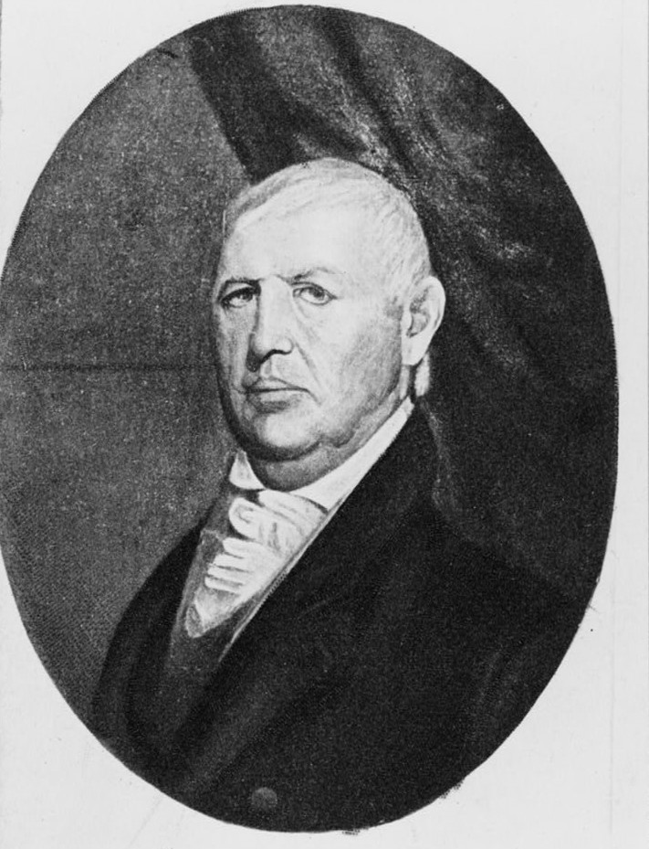 Isaac Shelby, first Governor of Kentucky (Library of Congress)