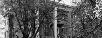 PATRON + Athens, Limestone Co., Alabama- a cornerstone was laid at the Masonic lodge in 1826.