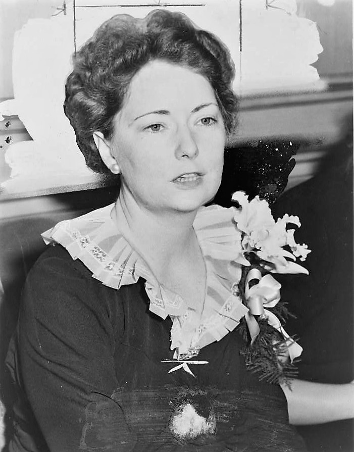 Margaret MItchell 1941 (Library of Congress)