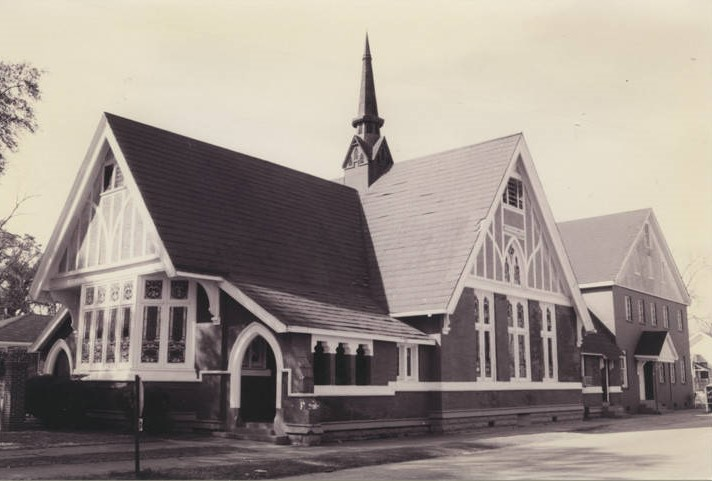 Alabama Avenue Presbyterian Church in Selma, Alabama (Alabama Department of Archives and History)