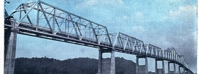 PATRON + B. B. Comer Bridge was the only remaining bridge of original 15 toll bridges