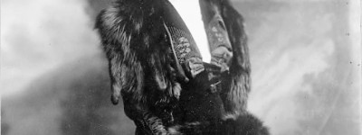 PATRON + SATURDAY SECRETS - How to freshen up furs - tip from the 1890s