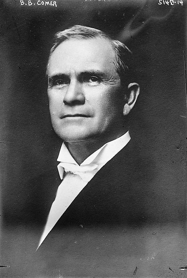 Gov. B. B. Comer - ca. 1900 (Bain Publishing Co., Library of Congress)