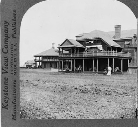 President Garfield's cottage Long Branch, New Jersey (Library of Congress) (2)
