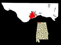 Florence, Lauderdale County, Alabama