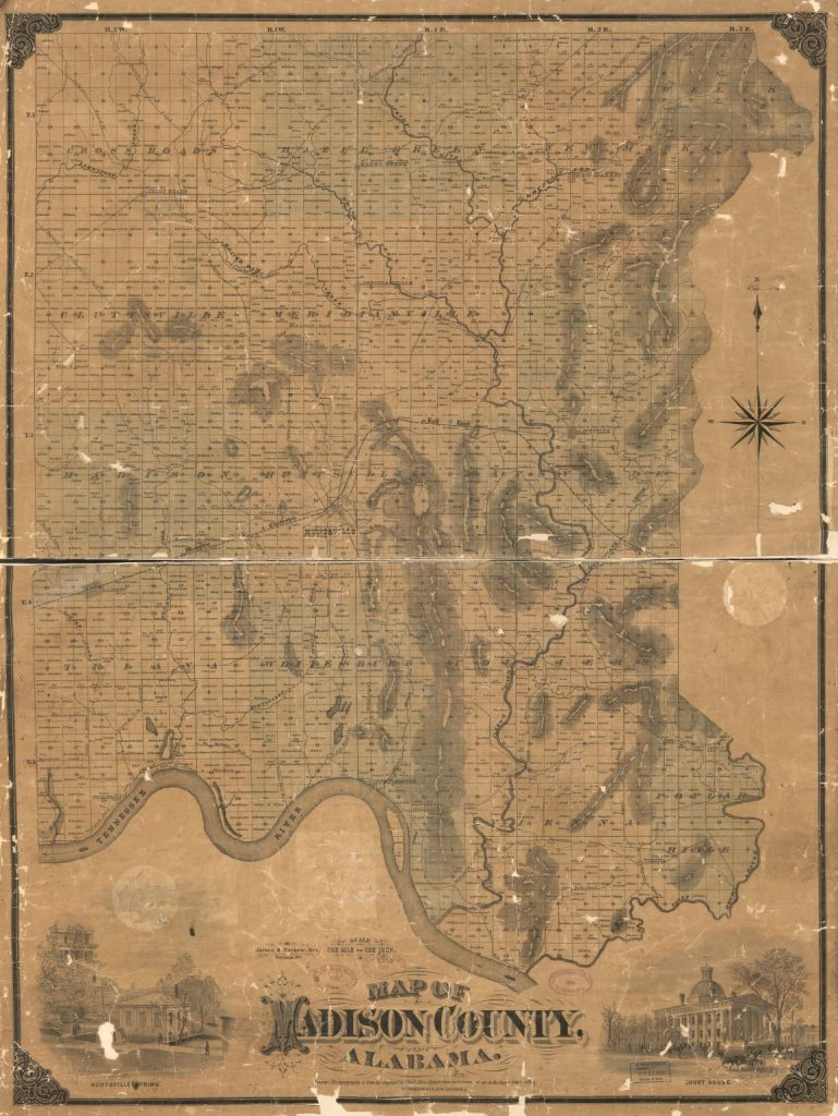 map-of-1875-huntsville-with-names-of-property-owners-library-of-congress