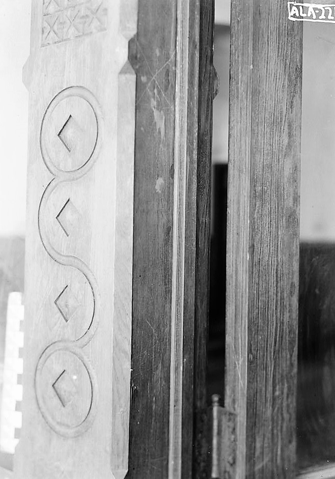 alex-bush-july-31-1936-wood-carving-on-second-floor-old-southern-university-university-avenue-college-street-greensboro